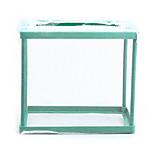 Aquarium Zucht Nettofall reproduktive Isolation Box Saugnäpfen