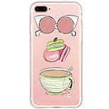 Cartoon Pattern Case Back Cover PC Hard For iPhone 6s Plus 6 Plus iPhone 6s 6 iPhone SE 5s 5