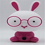 Meng Meng Rabbit Lamp Child Bedroom Bedroom Bedside Lamp Nighttime Feeding Night Light