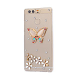 DIY Butterfly Pattern PC Hard Case for Huawei P9 Plus LITE P8 LITE Honor 8 7 6 6Plus 5C 5X 4X 4C 4A Mate8 7