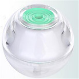 Insects do not know Cabeada Others Crystal humidifier LED luminous mini USB night light models Verde / Azul / Rosa