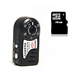 Mini Camcorder HY8000 1080P Camera Night Version with 16G MicroSD