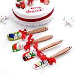 Silicone Baking Tool Cake Butter Spatula 2PCS-May Fifteenth