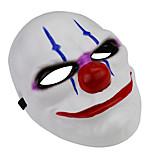 Halloween Masks / Masquerade Masks Joker / Movie Character Festival Supply For Halloween / Masquerade 1PCS