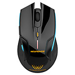 Wireless-Gaming-Maus leuchtende 1600dpi plug and play Newmen e500