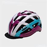 Casque Vélo(Rouge / Bleu / Violet,PC / EPS)-deUnisexe-Cyclisme / Cyclisme en Montagne / Cyclisme sur Route / CyclotourismeMontagne /