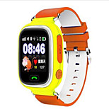 Smart Children Watch Positioning Anti - Harassment Emergency Help Waterproof Large - Screen Call Students Smart Watches
