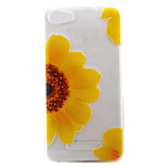 For Wiko  Lenny3 Lenny2 U FEEL  U FEEL Lite  Sunny Jerry Phone Case Cover  Flower Pattern Painted TPU Material