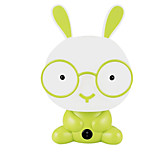 Cute Rabbit Night Light Home Decoration for Living Bed Room Led Table Lamp
