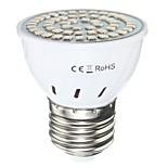 1 PC E27 72LED lámpara de crecimiento de las plantas 600lm / 220v smd2835 AC110
