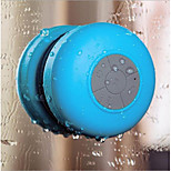 Waterproof Bluetooth Speakers Wireless Mini Speakers Bathroom With A Suction Cup Mobile Car Subwoofer Small Sound