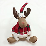 Good Quality Christmas Decoration Deer Sitting
