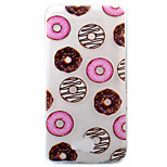 Donuts Pattern Painted TPU Material Phone Case for Hawei Y5II  Y6 II