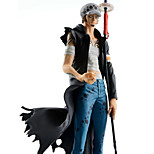 One Piece Cosplay PVC 20cm Anime Action Figures Model Toys Doll Toy V .6