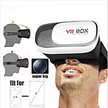 Hot Brand VR BOX II 2 3D Glasses Version Virtual Reality Video Movie Game Glasses Headset