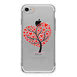 Love tree TPU Case For Iphone 7 7Plus 6S/6  6Plus/6S Plus