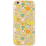 Halloween Pattern Cartoon PC Hard Case For iPhone 6s Plus 6 Plus iPhone 6s 6 iPhone SE 5s 5