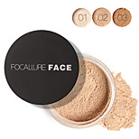 FOCALLURE 3 Colors Loose Powder