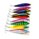 1 pcs kleiner Fisch kleiner Fisch Zufällige Farben 8.5 g Unze mm Zoll,Fester Kunststoff Köderwerfen