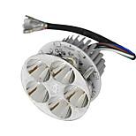 Jiawen 10W DC 12V Whitebule Light LEDs Energy-saving Motorcycle Headlamp