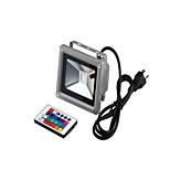 10W 85-265V 1.2 M American Standard Plug Colorful Remote Control Lawn Lamp