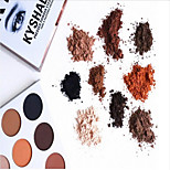 Cosmetics Kyshadow Kit Eyeshadow Palette The Bronze Palette New