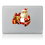 Father Christmas Decorative Skin Sticker for MacBook Air/Pro/Pro with Retina