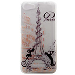 For Wiko  Lenny3 Lenny2 U FEEL  U FEEL Lite  Sunny Jerry Phone Case Cover Tower Pattern Painted TPU Material