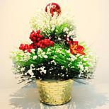 Mini Christmas Tree Balloon Ornaments