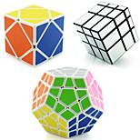 Shengshou® Cube velocidade lisa Alienígeno / MegaMinx / Skewb Espelhada / profissional Nível Alivia Estresse / Cubos MágicosPrateada /