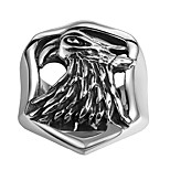 Hot Beauty 316L Gothic Fashion Stainless Steel Eagle Ring Anelli Uomo Gift US Size 8 9 10 11 Jewelry