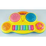 The Story Of Early Childhood Piano Drum