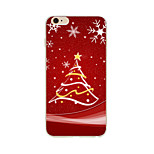Christmas snow TPU Soft Case Cover For iPhone 7 iPhone 7 plus iPhone 6 iPhone 6 plus iphone 5 5C iPhone 4