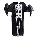1PC Halloween Clothes   And Ghost  Gloves And Scream  Skeleton Mask