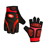 Activity Sports Gloves Cycling Bike Unisex Fingerless GlovesAnti-skidding  Easy-off pull tab  Wearable  Shockproof