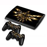 B-Skin Tašky. Pouzdra a skiny / Nálepka Pro Sony PS3 Novinka