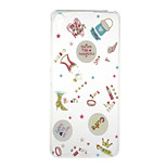 Cosmetic  Pattern High Permeability TPU Material Phone Case for  Xperia XA  Xperia E5
