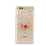 DIY Love Heart Pattern PC Hard Case for Huawei P9 Plus LITE P8 LITE Honor 8 7 6 6Plus 5C 5X 4X 4C 4A Mate8 7