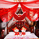 Polyethylene Wedding Decorations-6Piece/Set Spring Summer Fall Winter Non-personalized