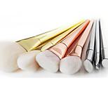 7 Blush Brush / Eyeshadow Brush / Brow Brush / Eyeliner Brush Professional / Travel / Full Coverage Plastic