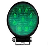 BOORIN Con Cable Others Green green led work light led spotlights 27w lamp Negro