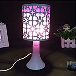 رائعة مصباح العطر مصباح الروائح آلة فرن الإلكترونية رائحة ضوء الإضاءة الجدول متعدد الألوان