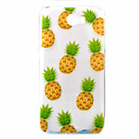 Pineapple  Pattern Painted TPU Material Phone Case for Hawei Y5II  Y6 II