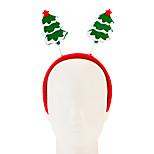 Non-Woven Christmas Tree Hair Hoop