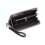 General Use Pouch Wallet PU Leather Case for Apple Samsung Xiaomi Huawei and other cell phone (6.0 inches below)