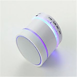 LED Wireless Bluetooth Stereo Mini Computer Subwoofer Car Audio