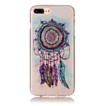 Dream Catcher Pattern HD Painted TPU Material Phone Shell For iPhone 7 7 Plus 6s 6 Plus