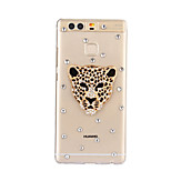 DIY Gold Leopard Pattern PC Hard Case for Huawei P9 Plus LITE P8 LITE Honor 8 7 6 6Plus 5C 5X 4X 4C 4A Mate8 7