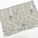Square Toile Napkin , Linen Material Table Decoration 4