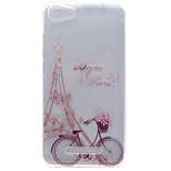Tower Pattern High Permeability TPU Material Phone Shell For Wiko Lenny 2 Lenny 3 Pulp Fab 4G